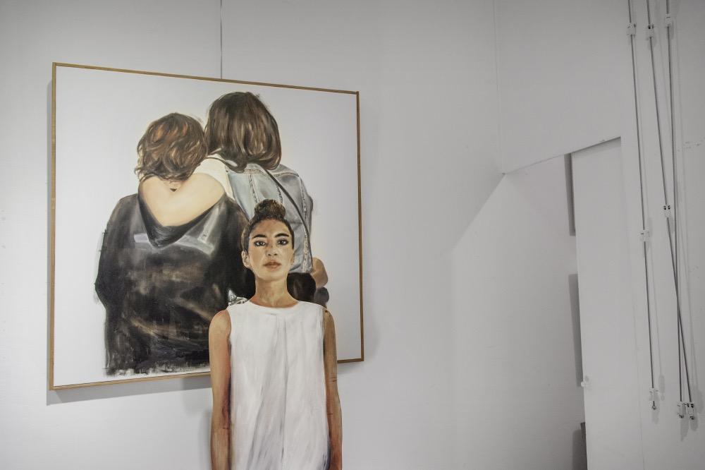 Antonia Bufi artista di Molfetta. Bari