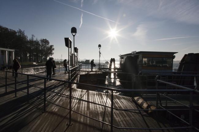 Parco delle Rimembranze. Isola di Sant'Elena. Venezia 2017