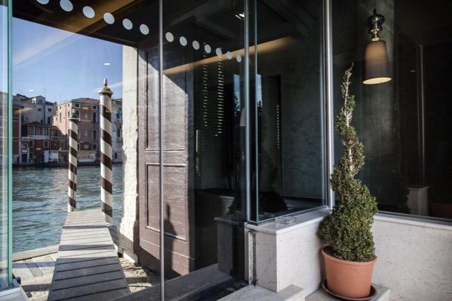 Hotel Palazzo Barbarigo, Canal Grande. Venezia 2017