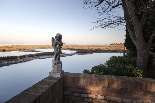 San Francesco del Deserto. Laguna Venezia 2017
