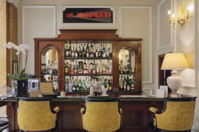 Caffè Marinetti, Grand Hotel Majestic Bologna